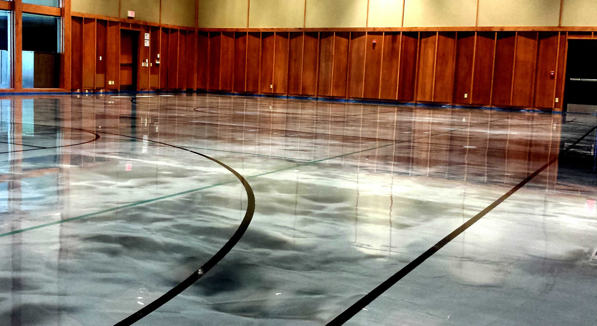epoxy flooring athens georgia commercial