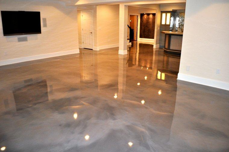 Epoxy Garage Flooring Epoxy Flooring For Homes Team Epoxy - How expensive is epoxy flooring